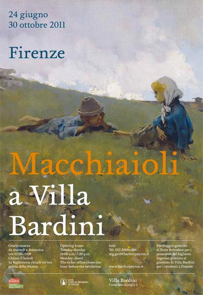 Macchiaioli A Villa Bardini Fondazione Parchi Monumentali